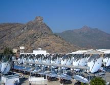 solar-cooker-shantivan-campus